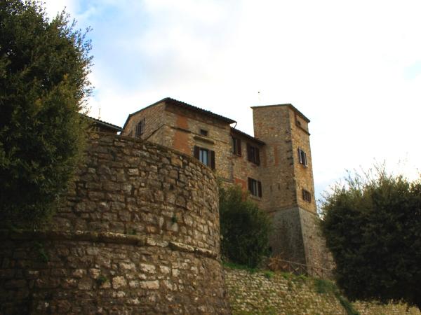 Mote Castello di Vibio