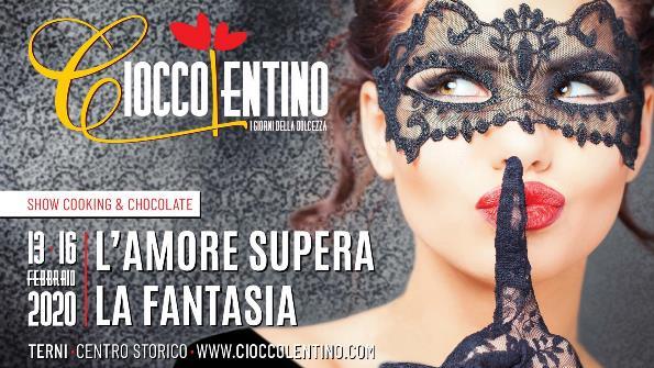 cioccolentino 2020 a Terni