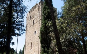 matrimonio in una torre