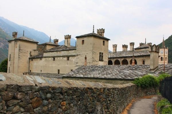 Castelli della valle d'Aosta