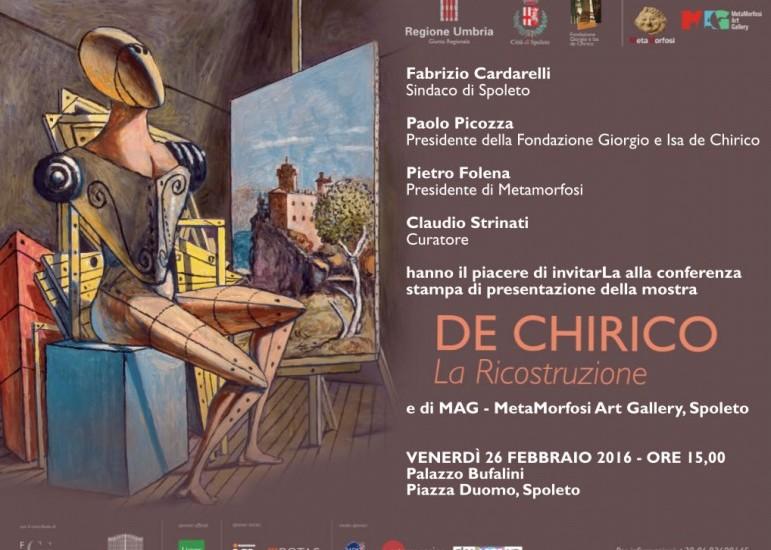 De Chirico Spoleto