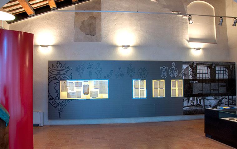 Museo della stampa a Foligno