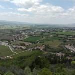 Via di Francesco: tappa da Trevi a Foligno