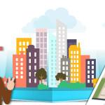 Scarpe comode e tecnologia per riscoprire le città a piedi