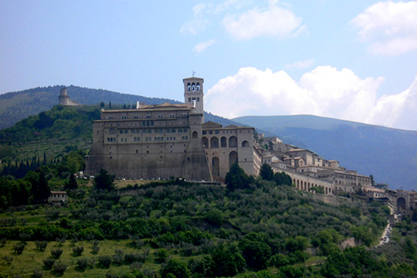Unesco in Umbria