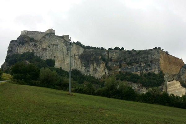 San Leo Rocca