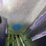Arte in movimento: alla scoperta della metro di Napoli