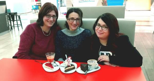 Compleanno del blog Angelica, Catia e Marina