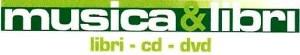 Logo musica e libri