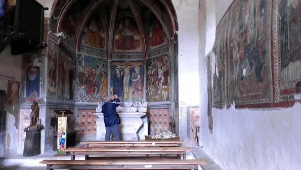 Chiesa di S.Giovanni Battista -Cosa vedere ad Arrone