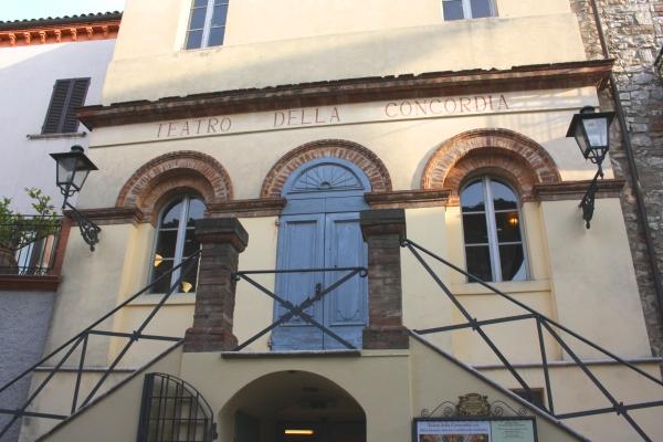Il Teatro della Concordia