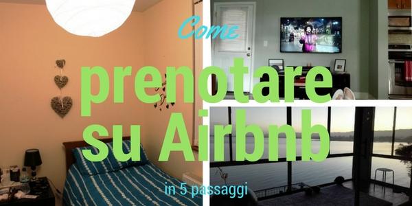 Come prenotare su Airbnb in 5 passaggi