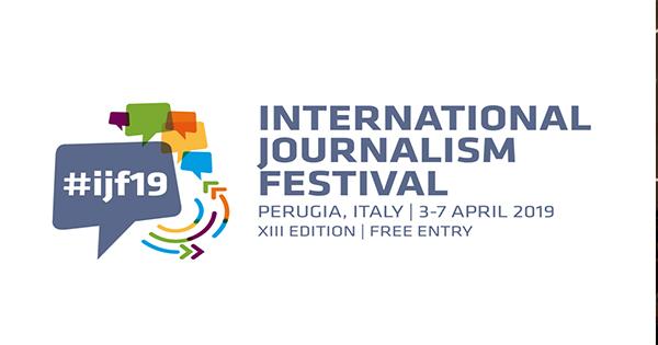 Festival giornalismo 2019 Perugia