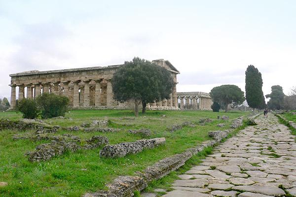 Paestum Unesco