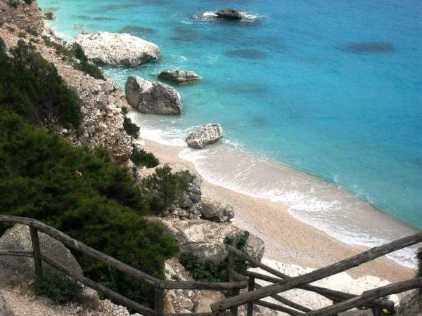 5 spiagge da sogno in Ogliastra - Cala Goloritzé