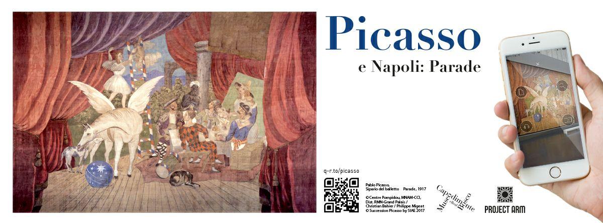 Capodimonte mostra Picasso sipario