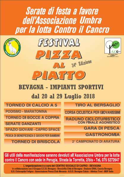sagre in Umbria 2018 - Bevagna