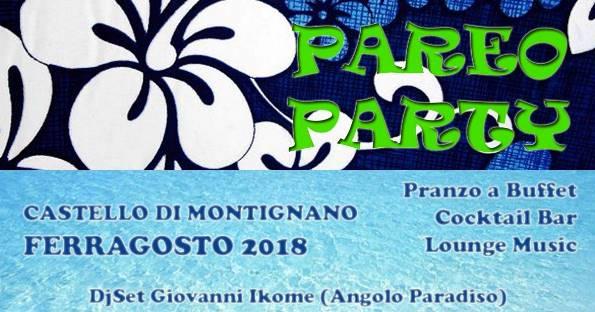 Ferragosto 2018 in Umbria Castello di Mo