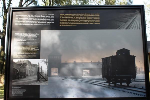 Weekend in Polonia - Auschwitz