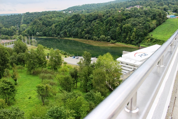 Weekend in Polonia - Diga Solina