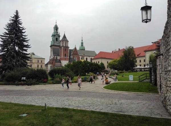 Weekend in Polonia - il castello di Wavel a Cracovia