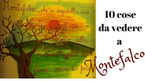 cose da vedere a Montefalco blog