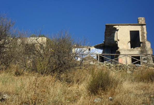 paesi fantasma in Sardegna