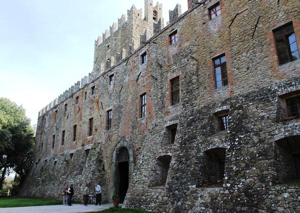 Castello di Sorbello - Alta Valle del Tevere