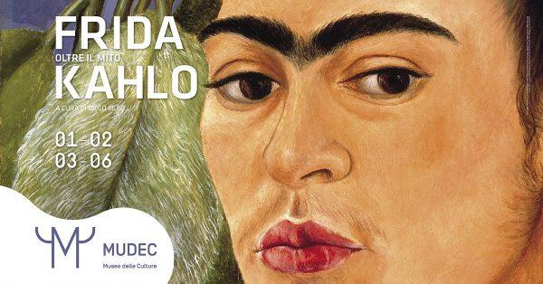 Mostra Frida Khalo Milano