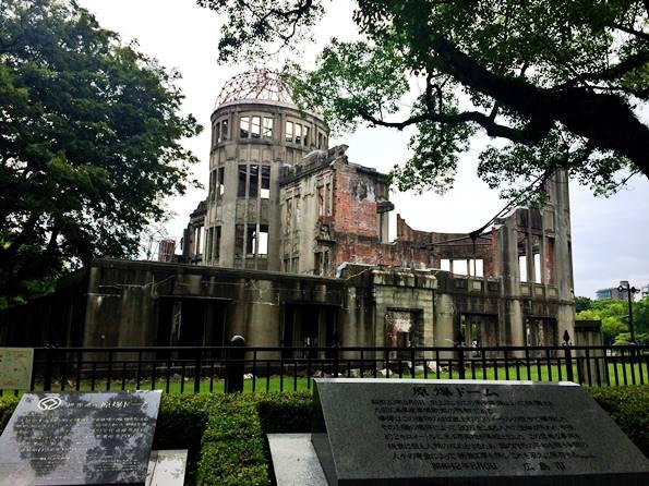 Viaggio di nozze in Giappone - Hiroshima