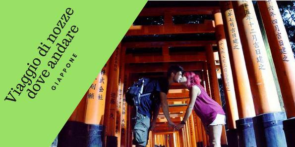 Viaggio di nozze Giappone - copertina