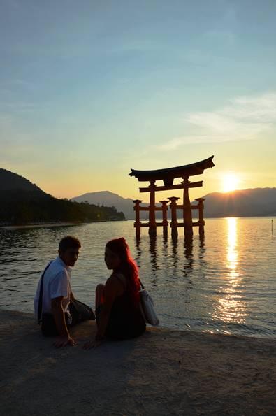 Viaggio di nozze in Giappone - tramonti da sogno