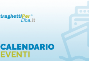 Calendario eventi Isola d'Elba 2018
