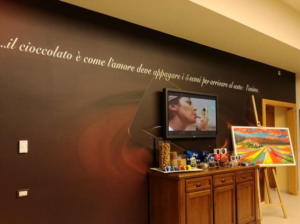 Museo Perugina, scuola del cioccolato