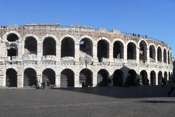 Weekend Veneto Verona e la sua Arena