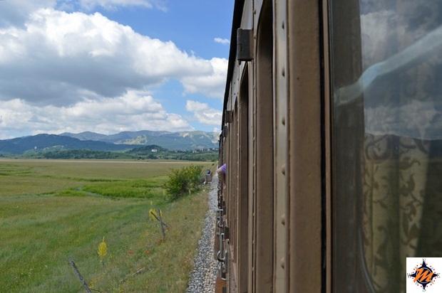 Transiberiana d'Italia - viaggi in treno