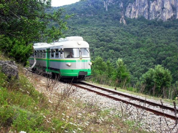 Viaggi in Treno - Trenino Verde della Sardegna
