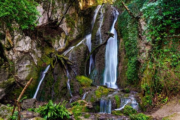 Cascate del Menotre, Foligno