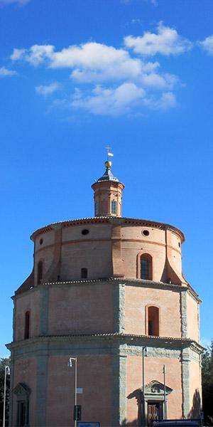 Umbertide, la collegiata di Santa Maria della Reggia