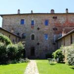 Il castello di Monticelli in Umbria