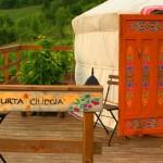 Dormire in una yurta: ti racconto come è andata