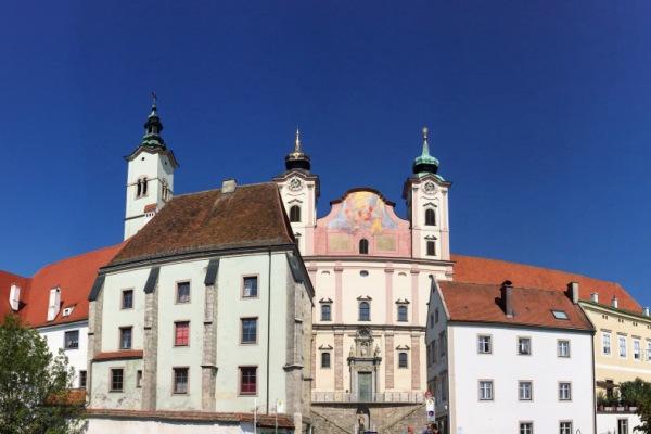 cosa vedere in Austria Steyr