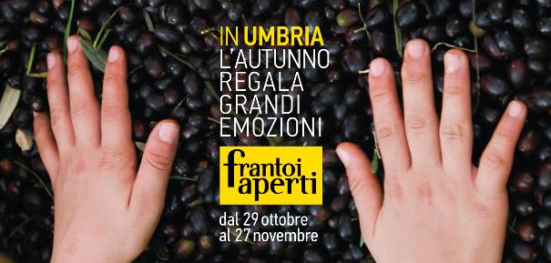 Frantoi Aperti Umbria