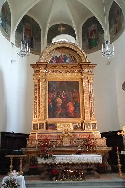 Castel Rigone Santuario della Madonna dei Miracoli