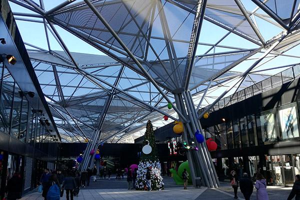 Stazione Garibaldi - Metropolitana di Napoli