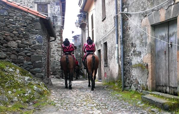 Carnevale in Sardegna - Santu Lussurgiu