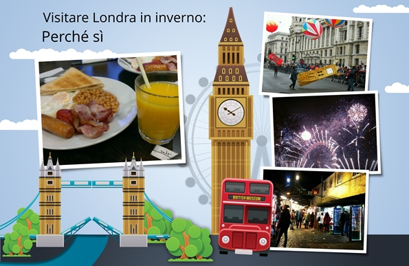 Visitare Londra in inverno