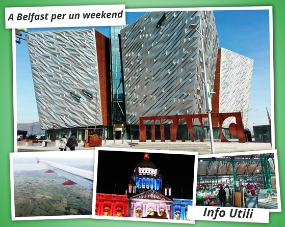 A Belfast per un weekend