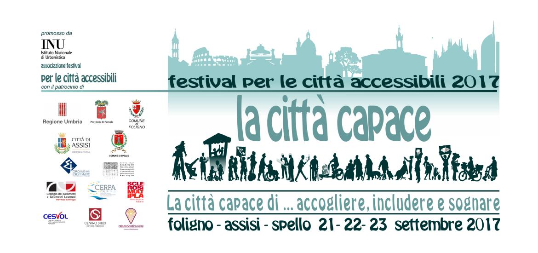 Città accessibili 2017