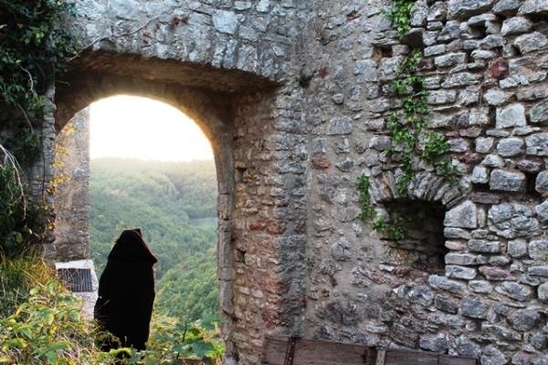 Paesi fantasma in Umbria - Scoppio